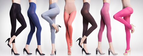 Compression Leggings And Footless Compression Stockings – What Makes Them Different From Conventional Type Leggings And Footless Hosiery?