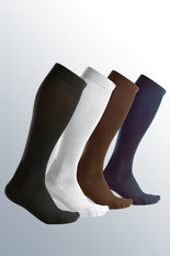 Compression socks for golfing and other sports