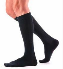 Knee-High Compression Stockings