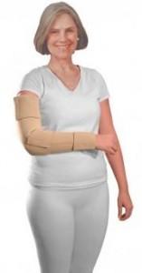 Lymphedema Compression Arm Wrap