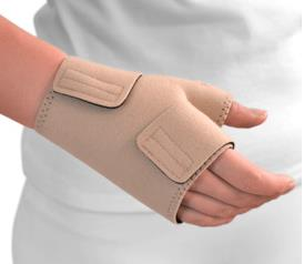 compression hand wrap